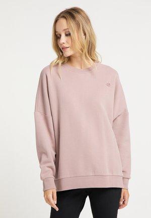 Sweatshirt - nude