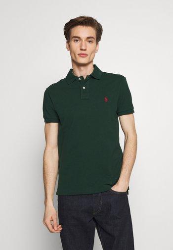 SHORT SLEEVE KNIT - Poloshirt - college green