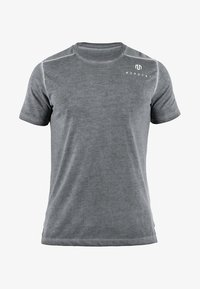 MOROTAI - ACTIVE DRY - Basic T-shirt - black - 2