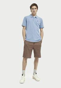 Scotch & Soda - Polo shirt - seaside blue - 1