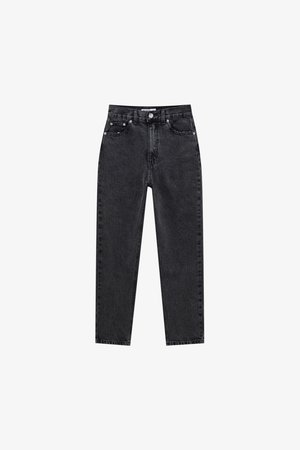 Jeans Relaxed Fit - light grey