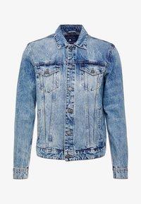 Only & Sons - ONSCOIN TRUCKER  - Veste en jean - blue denim - 3