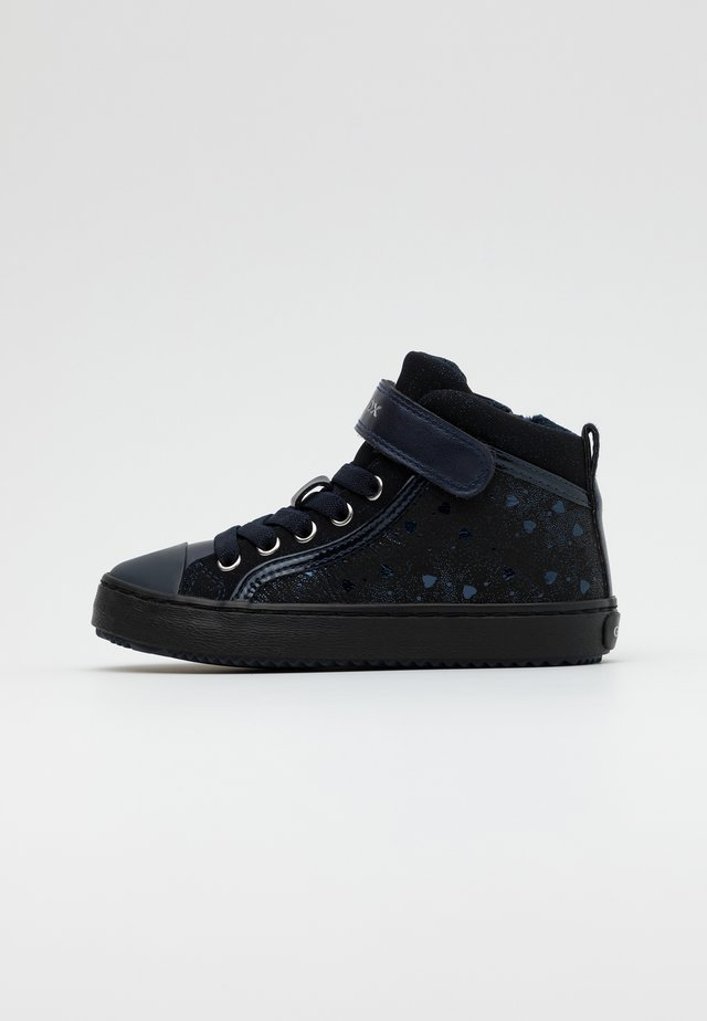 KALISPERA GIRL - Sneakers alte - dark navy