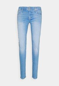 Jack & Jones - JJITOM JJORIGINAL JOS - Jeans Skinny Fit - blue denim - 5