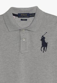 Polo Ralph Lauren - SLIM - Poloshirt - light grey heather - 3