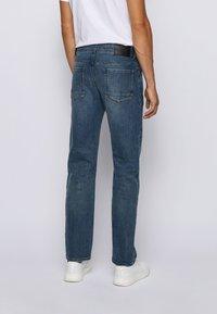 BOSS - ALBANY  - Straight leg jeans - blue - 2