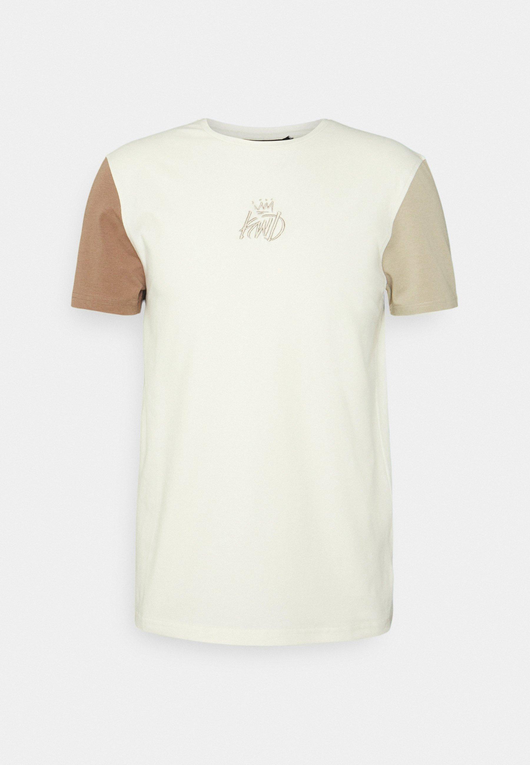 Men CANON TRI COLOUR TEE - Print T-shirt