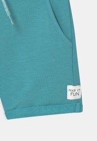 Name it - NMMFASTO - Shorts - aqua - 2