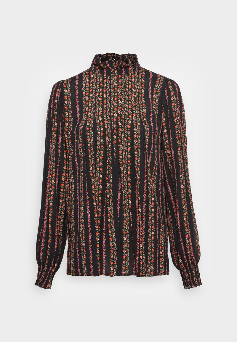 See by Chloé - Blouse - multicolor black