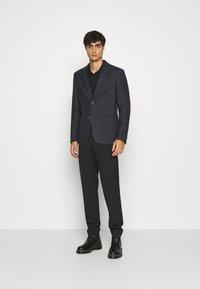 Bruun & Stengade - MAXI - Blazer jacket - navy - 1
