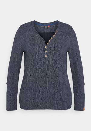 PINCH - Topper langermet - navy