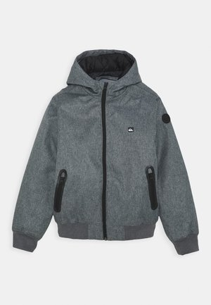 BROOKS YOUTH - Winterjas - medium grey heather