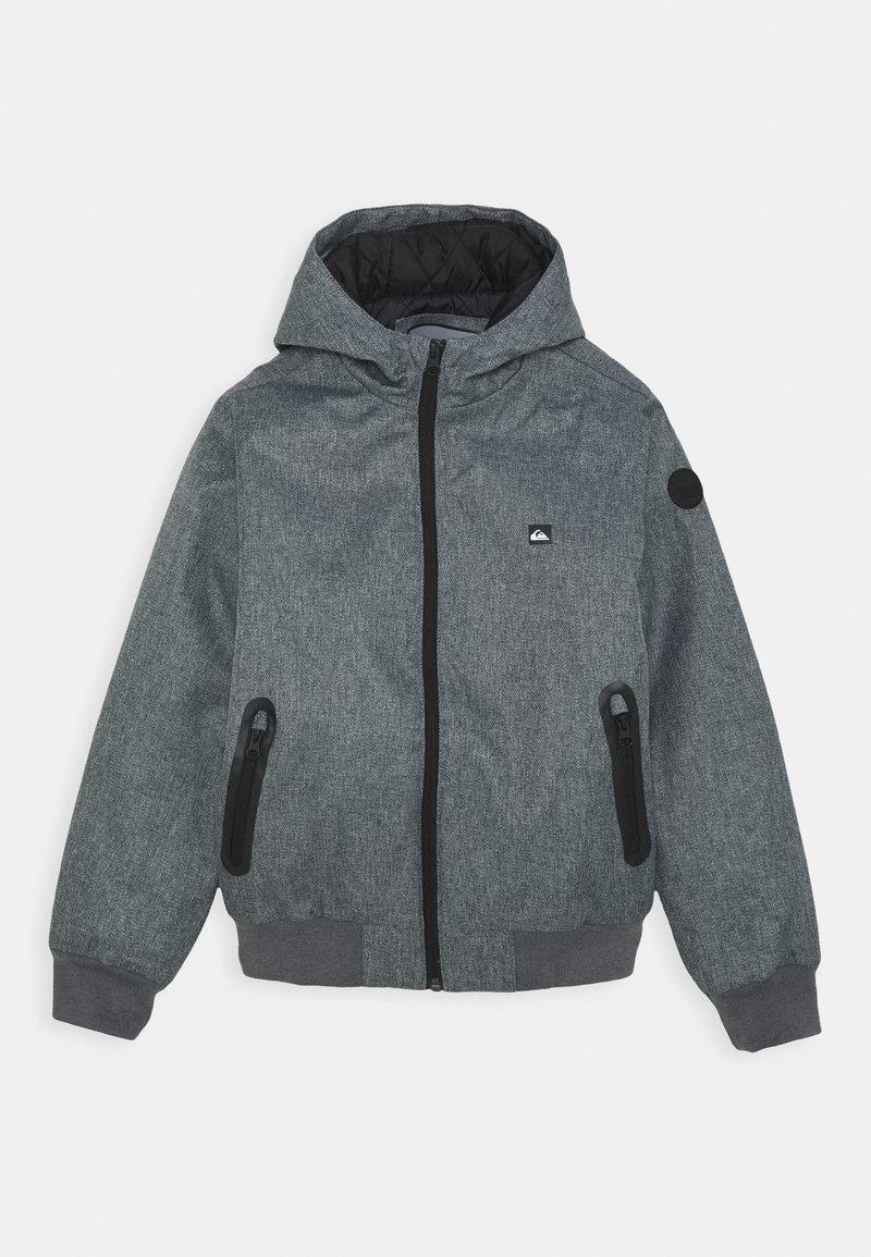 Quiksilver - BROOKS YOUTH - Winterjas - medium grey heather