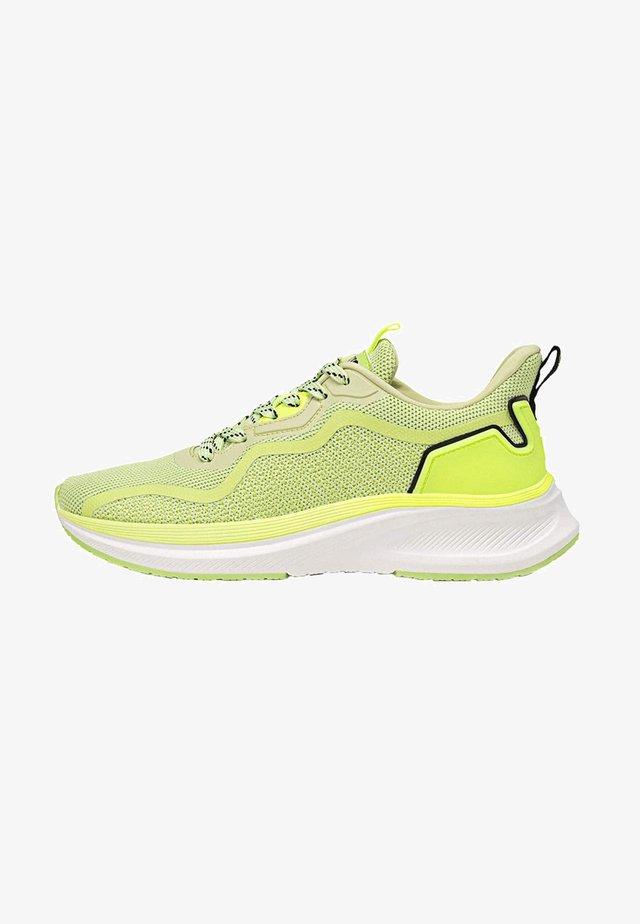 MIT DEKORATIVEN ELEMENTEN - Sneakers laag - yellow