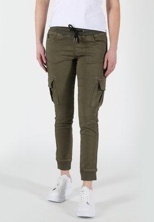 Cargo trousers - grã¼n