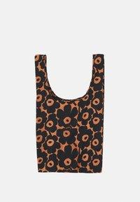Marimekko - SMARTBAG PIKKUINEN UNIKKO - Tote bag - brown/black - 1