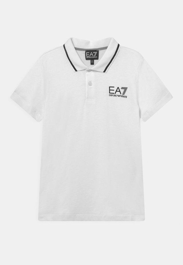 EA7 - Poloshirt - white