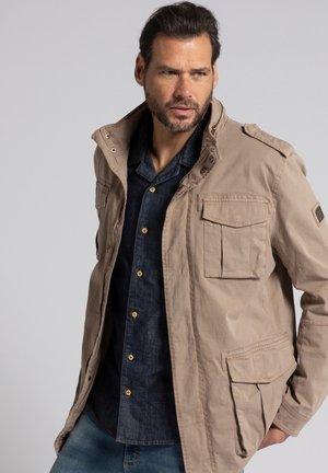 Outdoor jacket - zand