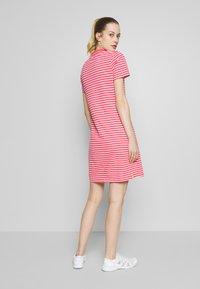 Luhta - ANTSKOG - Jersey dress - hot pink - 2