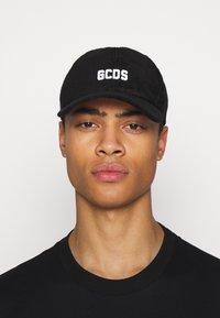 GCDS - BASEBALL UNISEX - Cap - black - 0