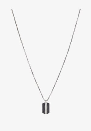 MAN IDENTITY - Ketting - silver-coloured