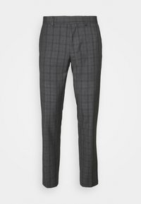 Isaac Dewhirst - CHECK SUIT - Oblek - blue - 15