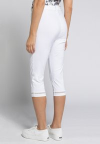 GINA LAURA - JULIA - Trousers - weiß - 1