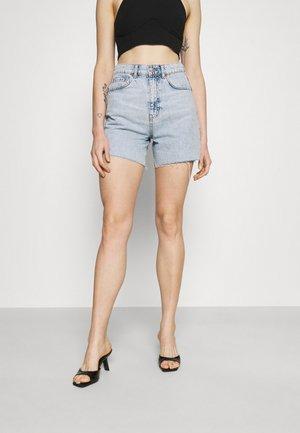 BERMUDA - Jeans Short / cowboy shorts - blue