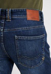 camel active - Straight leg jeans - blue - 5