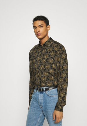 CHEMISE - Shirt - black/gold
