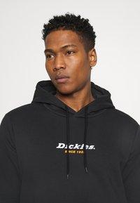 Dickies - CENTRAL HOODIE - Sweatshirt - black - 3