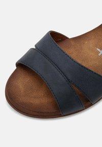Tamaris - Sandals - navy comb - 7