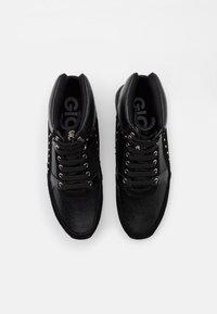 Gioseppo - MANWALEK - High-top trainers - black - 5