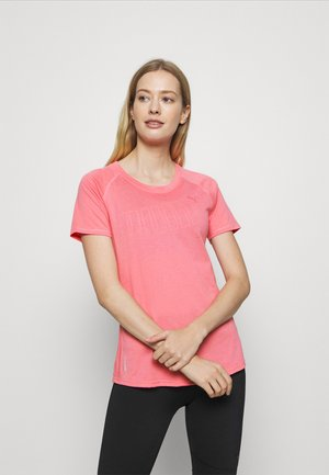RAGLAN TEE - Print T-shirt - bubblegum