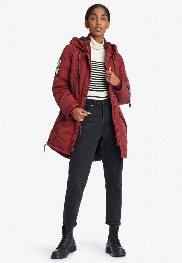 DISCO - Płaszcz zimowy - red