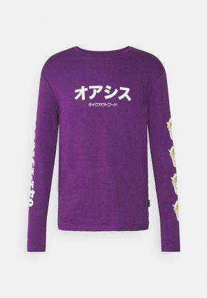 UNISEX - Long sleeved top - purple