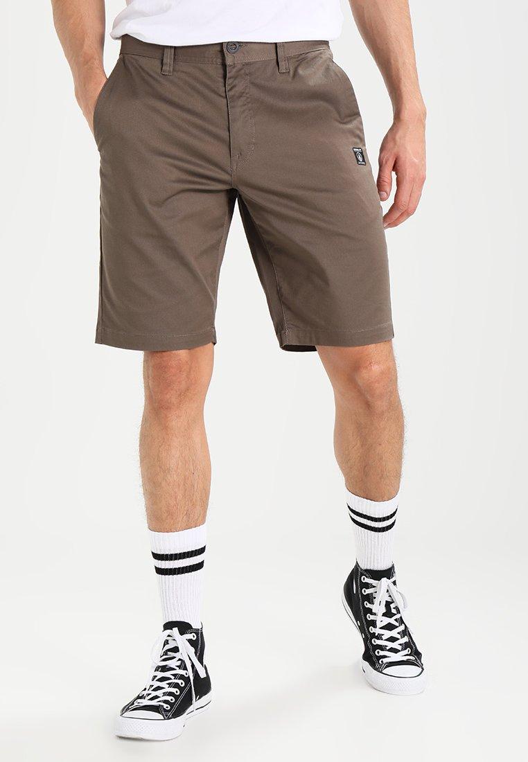 Volcom - FRICKIN MODERN - Shorts - mushroom