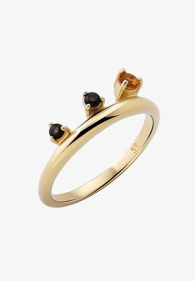 VALENTINE - Ring - gold-coloured
