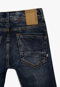 Vingino - AGNUS - Jeans Skinny Fit - dark used - 3