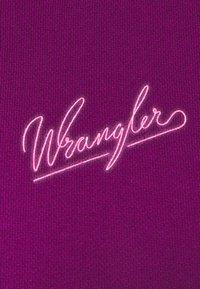 Wrangler - HIGH RETRO - Sweatshirt - ultraviolet - 2
