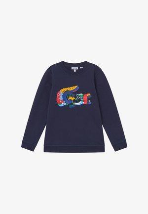 Collegepaita - marine/multicolour