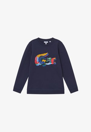 Mikina - marine/multicolour