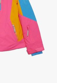 Spyder - GIRLS PIONEER - Lyžařská bunda - bryte bubblegum - 3