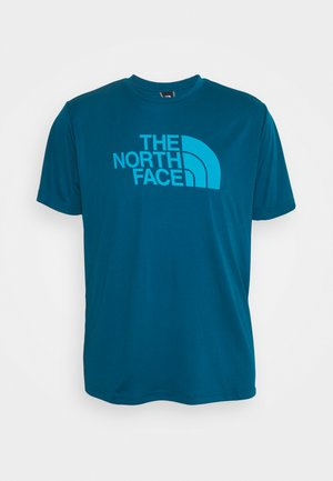 MENS REAXION EASY TEE - T-shirt z nadrukiem - moroccan blue