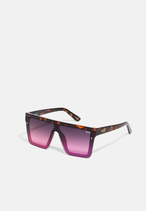 HINDSIGHT - Sunglasses - navy/peach