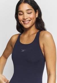 Speedo - ESSENTIAL END MEDALIST - Swimsuit - true navy - 3