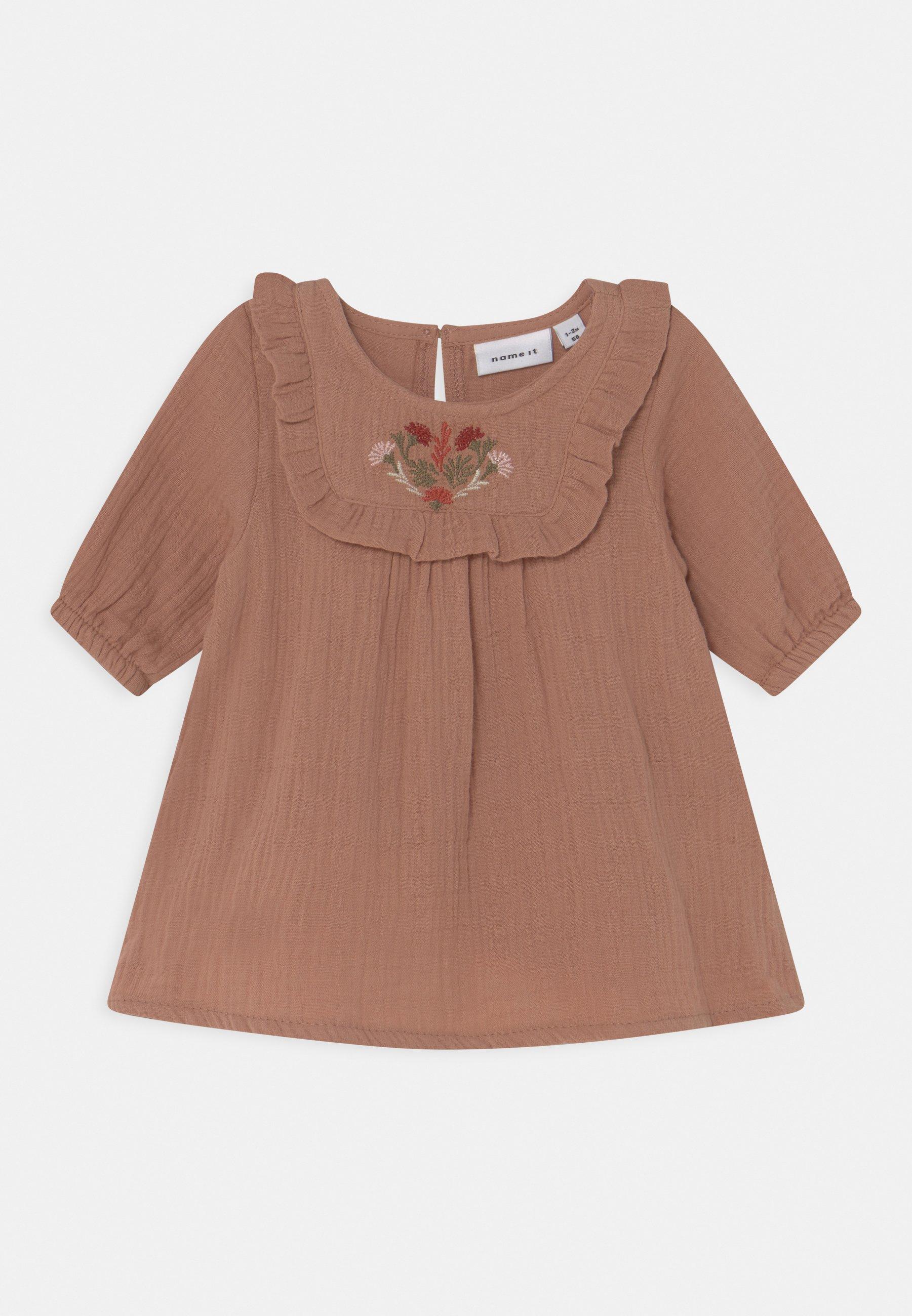 Kinder NBFNAMILLE - Blusenkleid