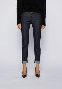 BOSS - Slim fit jeans - dark blue - 0