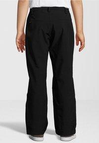 ZIGZAG - NUCLA W PRO - Trousers - black - 2