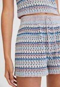 PULL&BEAR - Shorts - blue - 3